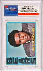 Gale Sayers Chicago Bears 1972 Topps #110 Card