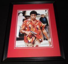 Scarface Al Pacino Tony Montana Framed 8x10 Photo Poster