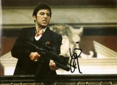 Al Pacino Signed Scarface 11x14 Photo