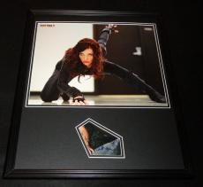 Scarlett Johansson Signed Framed 16x20 Photo Poster Display JSA Avengers B