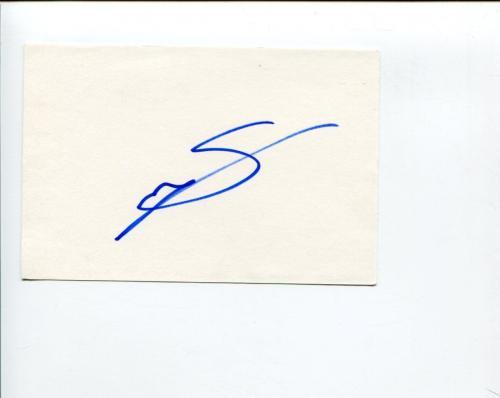 Scarlett Pomers Star Trek: Voyager Reba Child Star Signed Autograph