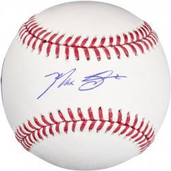 Max Scherzer Detroit Tigers Autographed Baseball