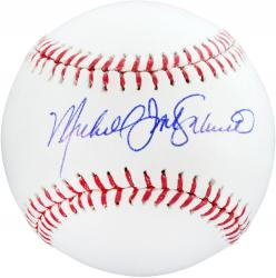 Mike Schmidt Philadelphia Phillies Autographed Baseball with Michael Jack Schmidt Inscription