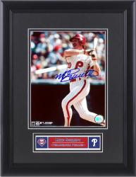 Signed Mike Schmidt Photo - FRAMED 8x10