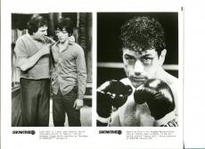 Scott Baio Danny Aiello Gemini Robert De Niro Raging Bull Movie Press Photo