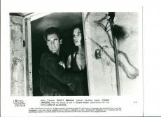 Scott Bakula Famke Janssen Lord Of Illusion Original Movie Still Press Photo