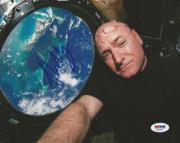 Scott Kelly Astronaut NASA Captain Signed Autograph 8x10 Photo PSA/DNA COA (H)