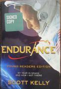 Scott Kelly Astronaut Signed Book - Beckett BAS