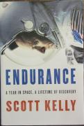 Scott Kelly Signed Book - Beckett BAS