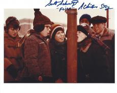 A Christmas Story Memorabilia: Autographed Pictures, Authentic ...