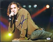 Scott Stapp Creed Signed 11X14 Photo Autographed PSA/DNA #T50717