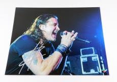Scott Stapp Signed 11 x 14 Color Photo Pose #3 Creed Auto