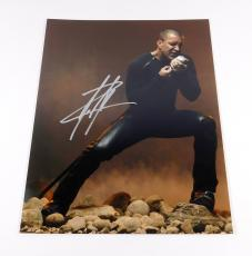 Scott Stapp Signed 11 x 14 Color Photo Pose #4 Creed Auto