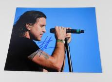 Scott Stapp Signed 11 x 14 Color Photo Pose #8 Creed Auto