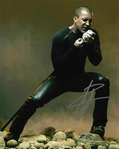 Scott Stapp Signed 8x10 Photo - Creed Lead Singer - Rock - COA