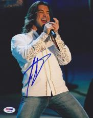 Scott Stapp SIGNED 8x10 Photo Creed PSA/DNA AUTOGRAPHED