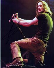 Scott Stapp Signed 8x10 Photo w/COA Creed My Own Prison Human Clay #19