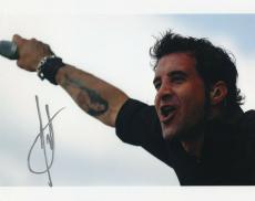 Scott Stapp Signed 8x10 Photo w/COA Creed My Own Prison Human Clay #3