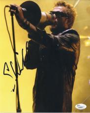 Scott Weiland Signed Authentic 8x10 Photo Stone Temple Pilots Jsa Coa