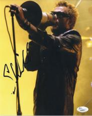 Scott Weiland Signed Authentic 8x10 Photo Stone Temple Pilots Jsa Coa