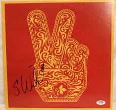SCOTT WEILAND Signed STONE TEMPLE PILOTS Album LP PSA/DNA #Q22485
