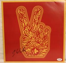 SCOTT WEILAND Signed STONE TEMPLE PILOTS Album LP PSA/DNA #Z50164