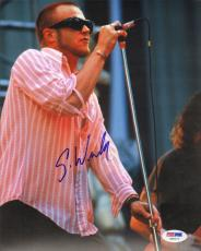 SCOTT WEILAND Signed STP Stone Temple Pilots 8x10 Photo PSA/DNA #Z50117