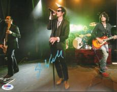SCOTT WEILAND Signed STP Stone Temple Pilots 8x10 Photo PSA/DNA #Z74851
