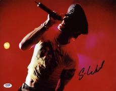 Scott Weiland Stone Temple Pilots Signed 11x14 Photo Psa/dna #y18718