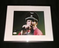 Scott Weiland Stone Temple Pilots Signed Framed & Matted 8x10 Photo Jsa Loa Stp