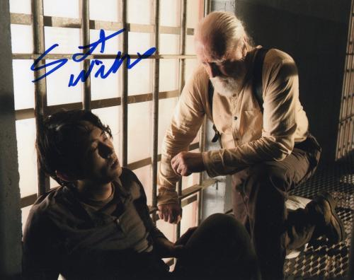 Scott Wilson The Walking Dead Hershel Greene Signed 8x10 Photo w/COA #10