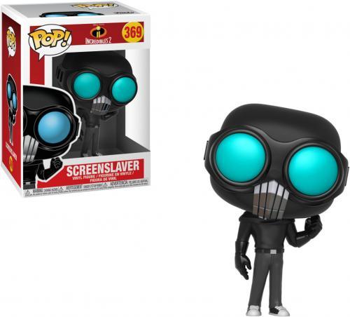 Screenslaver The Incredibles Disney #369 Funko Pop!