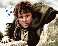 Sean Astin Lord Of The Rings Signed 8X10 Photo PSA/DNA #6A06634