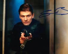 Sean Bean Signed 8x10 Authentic Autograph James Bond Goldeneye 007 Coa