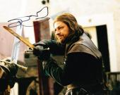 Sean Bean Signed 8x10 Game Of Thrones Authentic Autograph Coa A