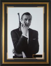 Sean Connery James Bond 20x30 Photo Framed