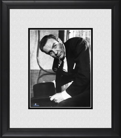 "Sean Connery Framed 8"" x 10"" as James Bond Photograph"