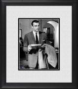 "Sean Connery From Russia with Love Framed 8"" x 10"" Photograph"