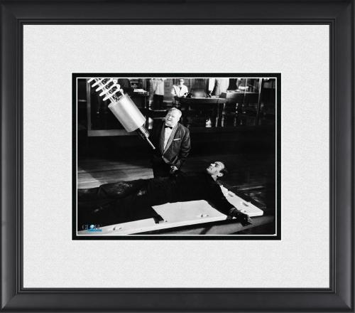 "Sean Connery Goldfinger Framed 8"" x 10"" Under Machine Photograph"
