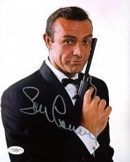 Sean Connery James Bond 007 Signed 8x10 Photo Autographed Jsa #e82709