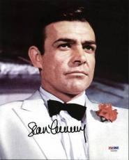 Sean Connery James Bond Signed 8X10 Photo Auto Graded Perfect 10! PSA #X03556