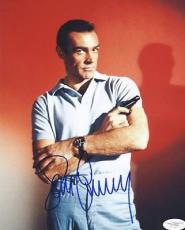 Sean Connery James Bond Signed 8X10 Photo Autographed JSA #E17395