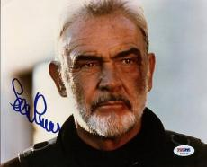 Sean Connery Signed 8X10 Photo Autographed PSA/DNA #T08638