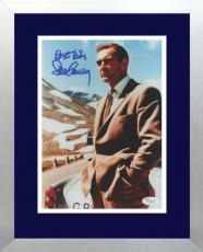 "Sean Connery Signed and Inscribed Photo, Framed. ""Best Wishes"" . JSA"