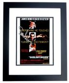 Sean Connery Signed - Autographed 007 James Bond 8x10 inch Photo BLACK CUSTOM FRAME - Guaranteed to pass PSA or JSA