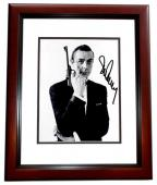 Sean Connery Signed - Autographed 007 James Bond 8x10 inch Photo MAHOGANY CUSTOM FRAME - Guaranteed to pass PSA or JSA