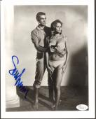 "SEAN CONNERY Signed Autographed 007 ""JAMES BOND"" 8x10 Photo JSA #Z49126"
