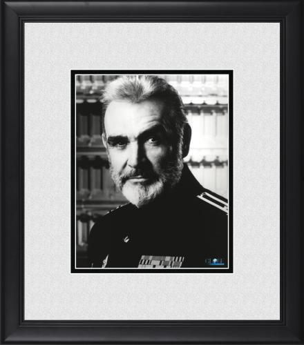 "Sean Connery The Hunt for Red October Framed 8"" x 10"" Photograph"