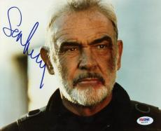 Sean Connery The Rock Signed 8x10 Photo Autographed Psa/dna #x01379