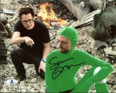 Sean Gunn Guardians of the Galaxy Signed 8X10 Photo BAS #B03959